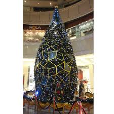 Factory Price Giant Indoor Christmas Tree For Shopping Mall Decorations