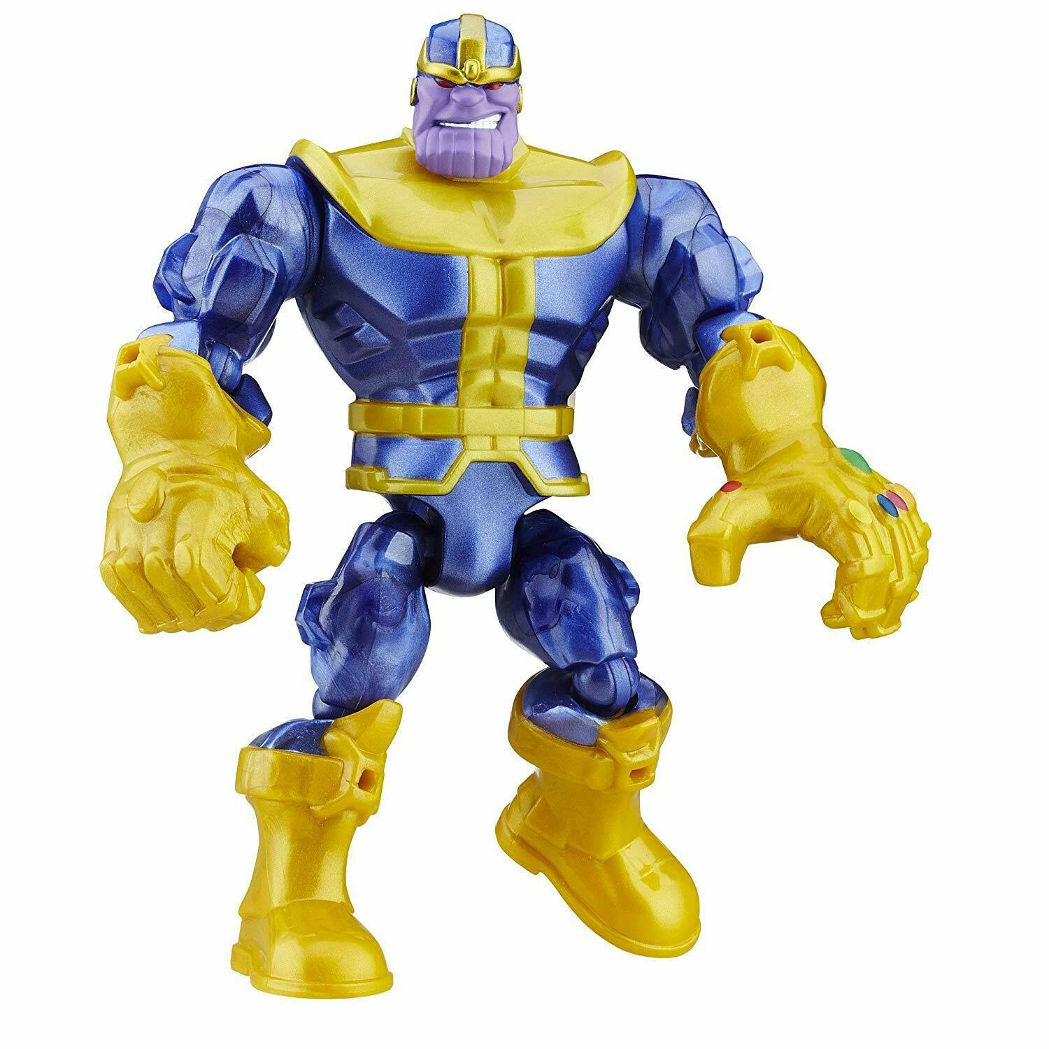 Marvel Super Hero Mashers Thanos Action Figure
