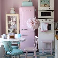 Cute Pastel Retro Kitchen Pictures Photos And Images For