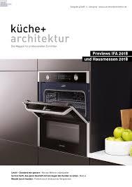 küche architektur 4 2018 by fachschriften verlag issuu