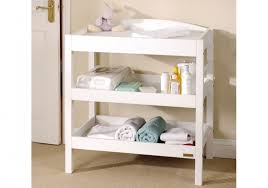 east coast clara pure white baby s changing table and dresser