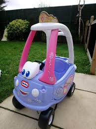 Little Tikes Cozy Coupe Fairy Ride On | In St Mellons, Cardiff | Gumtree Amazoncom Little Tikes Princess Cozy Truck Rideon Toys Games By Youtube R Us Australia Coupe Dino Canada Being Mvp Ride Rescue Is The Perfect Walmartcom Sport Dodge Trucks Pinkpurple Shopping Cart Free