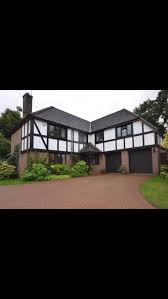 Mock Tudor House Photo by Front Door Advice Would A Timber Door Suit Our Mock Tudor House