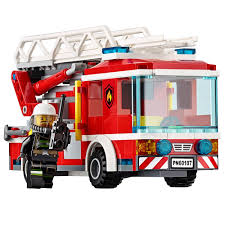 LEGO City Fire Ladder Truck 60107 | Toys Gamez Bricktoyco Custom Classic Style Lego Fire Station Modularwith 3 Ideas Product Ideas Truck Tiller Lego City Pumper Truck Made From Chassis Of 60107 Light Sound Ladder Cute Wallpapers Amazoncom City 60002 Toys Games Juniors Emergency Walmartcom Fire Truck Youtube Big W City 4208