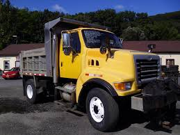 2002 Sterling L8500 Single Axle Dump Truck For Sale By Arthur Trovei ... 1994 Gmc C7500 Topkick 5 Yard Single Axle Dump Truck Youtube 2010 Intertional 8600 For Sale 95994 2018 Isuzu Nrr Dump Truck 2834 Kenworth Ta Steel 7038 Used Trucks Freightliner Triaxle 9019 Ford Flatbed 11602 Vacuum Sales Service Equipment 1995 Ford L9000