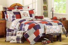 Amazon.com: Toddler Bedding Cotton 2pc Twin Quilt Set Reversible ... Unbelievable Fire Truck Bedding Twin Full Size Decorating Kids Trains Airplanes Trucks Toddler Boy 4pc Bed In A Bag Fire Trucks Sheets Tolequiztriviaco Truck Bedding Twin Mainstays Heroes At Work Set Walmartcom Boys With Slide Bedroom Decorative Cool Bunk Bed Beds 10 Rooms That Make You Want To Be Kid Again Decorations Lovely 48 New