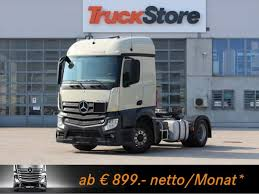 100 Truck Store MERCEDESBENZ Actros 1843 HAD LS 4x2 Tractor Units For Sale