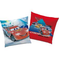 chambre enfant cars cars racer coussin 40 x 40 réf car427985 disney cars