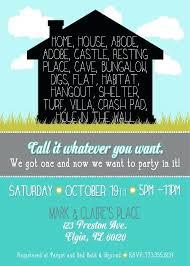 Housewarming Invitation Ideas Owl Party Invite