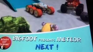 Discovery Kids Bigfoot Presents Meteor Up Next! (Paz Era) - YouTube Monster Truck Chaing Tires How Its Done Youtube Bigfoot Presents Meteor And The Mighty Trucks E 49 Teaching Collection Vol 1 Learn Colors Colours Cheap Find Deals On Line At Alibacom Trucktown In Real Life 2018 All Characters Cartoon Available Eps Stock And The S Tv Show 19 Video 43 Living Legend 4x4 Truck Episode 29