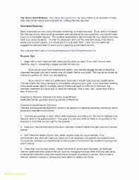 Administrative Assistant Resume Summary Fresh Examples For College New Qualifications
