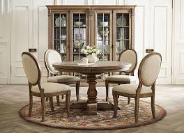 Havertys Rustic Dining Room Table by Avondale Round Dining Table Havertys