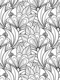 Appealing Adult Flower Coloring Pages Flowers 2