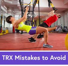 Trx Ceiling Mount Instructions by 6 Common Trx Exercise Mistakes And How To Fix Them