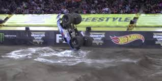 A Front-Flipping Monster Truck, Explained By Physics | Inverse