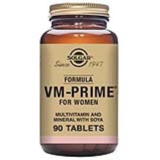 Solgar VM-Prime for Women - 90 Tablets