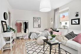 S Small Bedroom Decor Ideas White Studio Apartment