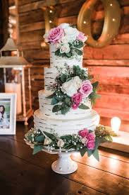 Rustic Birch Wedding Cake Ideas