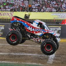 100 Madusa Monster Truck Toy S Monthly Bmahon56 And Making A Qualifying Pass At