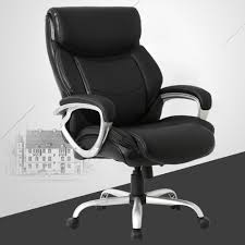 High-Back Big And Tall Office Chair 400lbs, Ergonomic PU Leather ... Highback Big And Tall Office Chair 400lbs Ergonomic Pu Leather Balans 3d Office Chair Ergo Balance Kos Ireland 15 Best Chairs And Homeoffice 2019 Fabric Desk Fabrics Posture Mandaue Foam Philippines Guide How To Buy A Top 10 The For Digital Trends 12 To Include In Your Keribrownhomes Neutral Seating Accsories