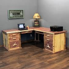 Rustic L Shaped Computer Desk 79 Best Images On Minimalist