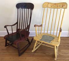 For Auction: Pair Vintage Windsor Style Painted Rocking Chairs (#765 ... A Yorkshire Green Painted Windsor Chair Late 18thearly 19th 19th Century Brown Painted Windsor Rocking Chair For Sale At 1stdibs 490040 Sellingantiquescouk Blackpainted Continuousarm Number Maine Rocker Early C Ash And Poplar With Mid Swedish Wakelin Linfield Rocking Chair White Midcentury Ercol Elm Childs Painted In Teal Antique Folk Finish Line 6 Legged A9502c La140258 Spray Find It Make Love