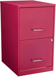 amazon com lorell 17427 3 drawer mobile file cabinet 18 inch