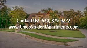 One Bedroom Apartments In Chico Ca by Off Campus Student Housing Csu In Chico Ca Youtube