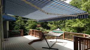 Residential Awnings, Retractable Awnings: Asheville, NC: Air Vent ... Outdoor Marvelous Retractable Awning Patio Covers For Decks All About Gutters Deck Awnings Carports Rv Shed Shop Awnings Sun Deck A Co Roof Mount Canopy Diy Home Depot Ideas Lawrahetcom For Your And American Sucreens Decor Cozy With Shade Pergola Design Magnificent Build Pergola On Sloped Shield From The Elements A 12 X 10 Sunsetter Motorized Ers Shading San Jose