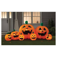 Where Did Pumpkin Patch Originate by Halloween 8 5ft Inflatable Pumpkin Patch Hyde And Eek Boutique