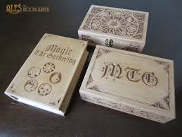 Mtg Commander Decks 2014 by Ales The Woodcarver Magic The Gathering Card Boxes Commander Decks