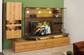gwinner wohnwand treviso to220 balkeneiche rost möbel