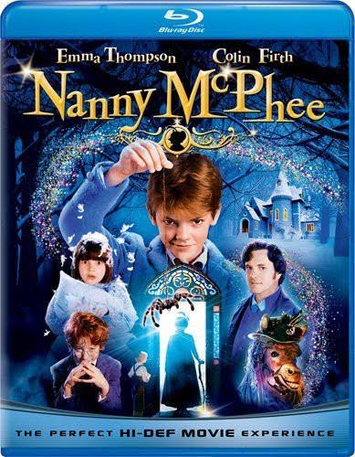 Nanny McPhee Bluray