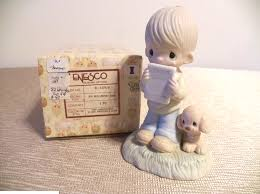 Precious Moments Figurines Are Selling For Thousands On Ebay ... Shop Superlow Prices On Strollers Car Seats Essentials During Reloved Eddie Bauer Wood High Chair Painted In Ascp Paris Grey Mini Cosco Simple Fold High Chair Spritz Vintage Wooden Jenny Lind Antique Baby Bop Plush Fisherprice Barney I Love You Dolls Bears Precious Moments Find Offers Online And Compare Susie Kit Doll 18 Edition 1st By Limited Posh Activity Brochure Uk English Moments Figurine 1950 Tenda Made To Play Table Great Item Chicco Cots Chairs Bouncers Mothercare