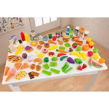 Kidkraft Grand Gourmet Corner Kitchen Play Set by Kidkraft White Vintage Kitchen 53208 Hayneedle