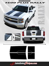 Silverado Bed Sizes by 2016 2017 Chevy Silverado 1500 Chase Rally Edition Style Truck