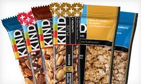 KIND Snack Bars