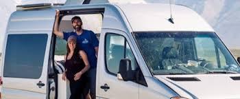 DIY Sprinter Van Conversion Tour By Ryan Becky