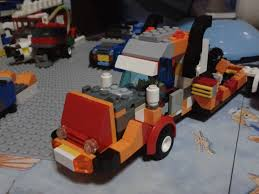 Ace Swan Blog: Lego City Tow Truck MOC