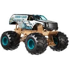 100 Monster Truck Pictures Hot Wheels S 124 Scale Cyber Crush Vehicle Walmartcom