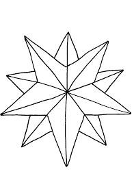 Star Coloring Pages Free To Print