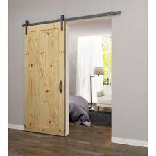 Z-Brace Rustic Knotty Pine Barn Door With Slate Grey Hardware ... Bifold Barn Door Hdware Sliding For Your Doors Asusparapc Town Country Unassembled Kit Kh Series Bottomx In Full Size Beetle Kill Pine The Pink Moose Idolza 101 Best Images On Pinterest Children Doors And Reclaimed Oak Pabst Blue Ribbon Factory Floor Bypass Features Post Beam Carriage Barns Yard Great Shop Reliabilt Solid Core Soft Close Interior With Dallas Tx Installation Rustic Z Wood Knotty Intertional Company Steves Sons 24 X 84 Modern Lite Rain Glass Stained