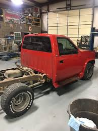 100 Short Bed Truck 1996 Chevy Bed Over The Top Customs Racing