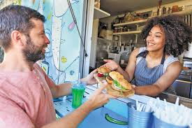 100 8 Mile Lunch Truck Mobile Home Food News Part Of The Mobile Cuisine Network