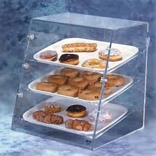 Bakery Display Case With Front And Rear Main Picture