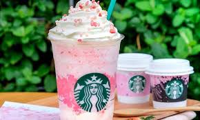 What Is Starbucks Strawberry Honey Blossom Creme Frappuccino This Pink Drink The Perfect Welcome To Spring