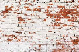 Rustic Brick Effect Wall Mural
