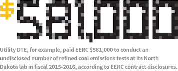 100 Big Truck Coal Chamber How A Little Lab Helps Clean Coal Firms Win Big Subsidies