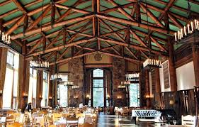 ahwahnee dining room simple plain home interior design ideas