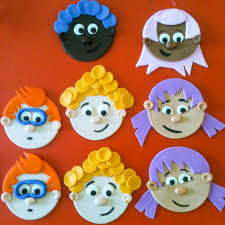 Bubble Guppies Cake Toppers by Cakes U2013 All Because Two People Fell In Love